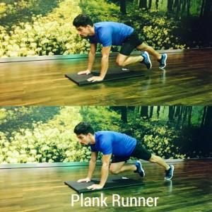Plank Runner
