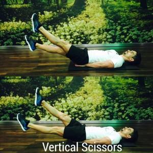 Vertical Scissors