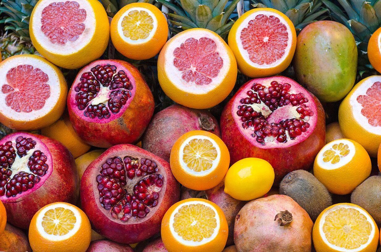 10 motivos para no dejar de lado las frutas y verduras en tu dieta