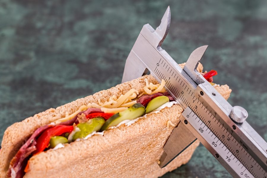 NO contar calorias para bajar peso