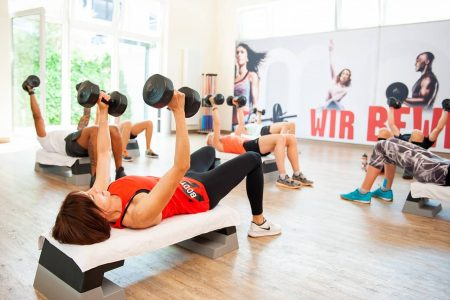 Beneficios del step fitness