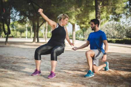 Ponte en forma con una rutina de recomposición corporal